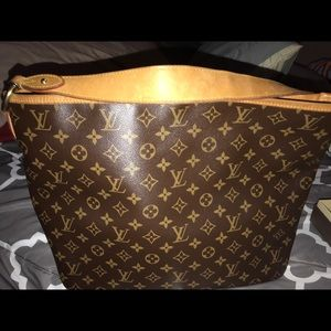 LV bought brand new. Have always be
